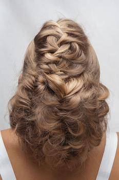 Wedding Hairdressers at Premier Hair in Allwoodley and North Leeds