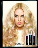 L'Oreal Hair chalks available from our salon in Alwoodley
